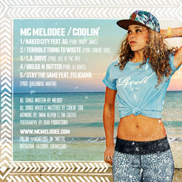 melodee-coolin-ep