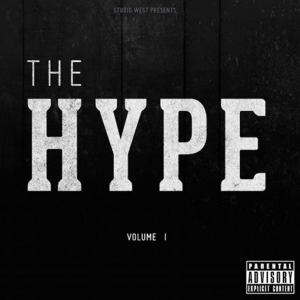 The Hype - Volume 1: artwork front cover
