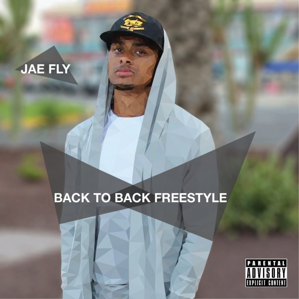 Jae Fly - back to back (cover)
