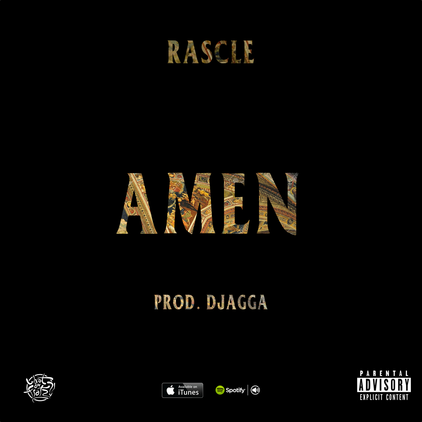 Amen artwork web release