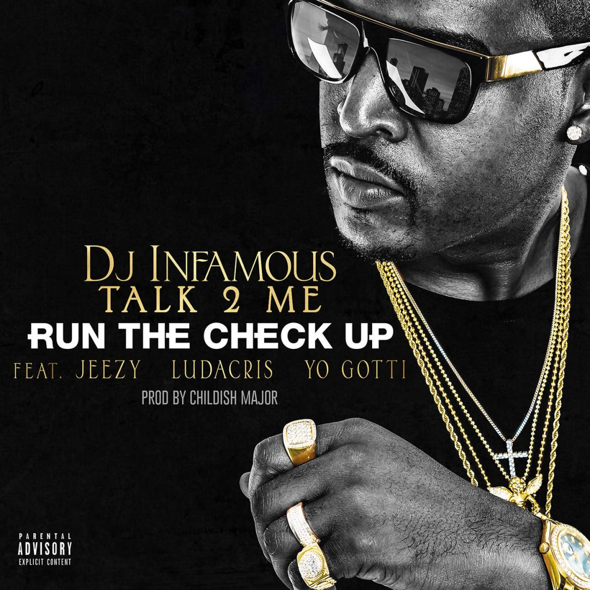 DJ infamous run the checkup