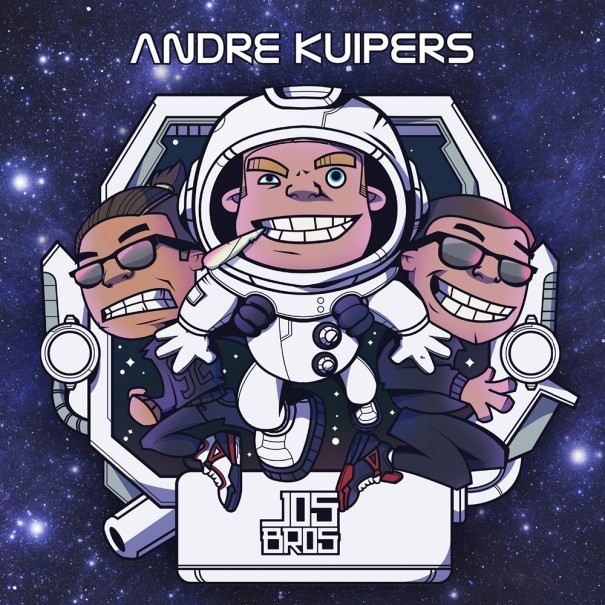 Andre Kuipers artwork