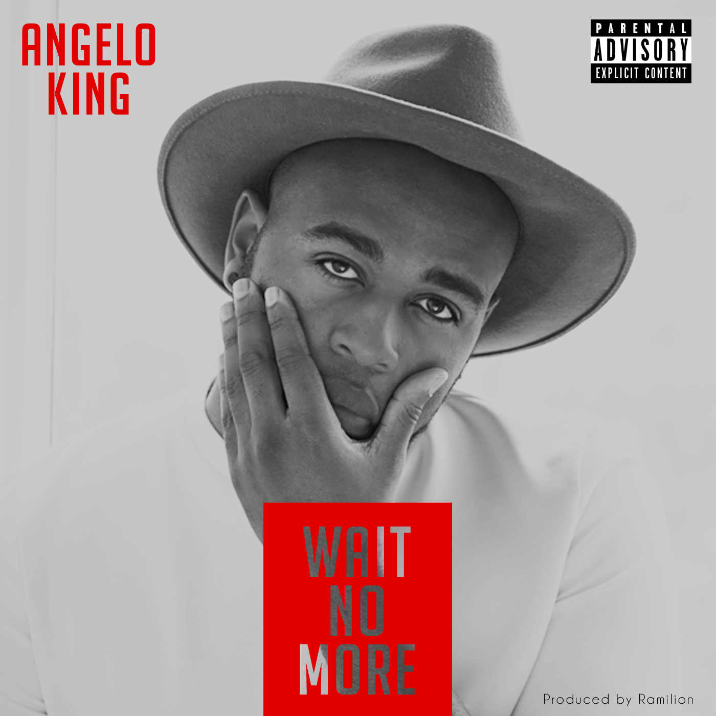 Angelo King Wait no more cover