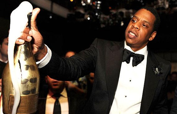 Jay-Z-Brit-Awards-Crazy-party