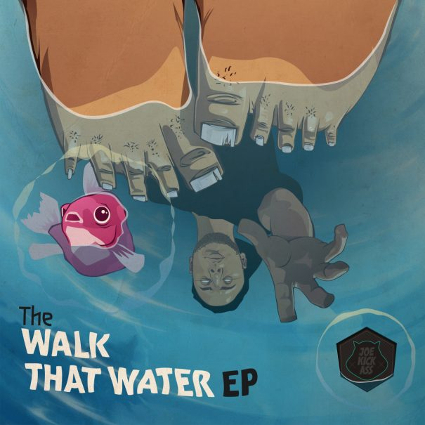 Walk that Water front
