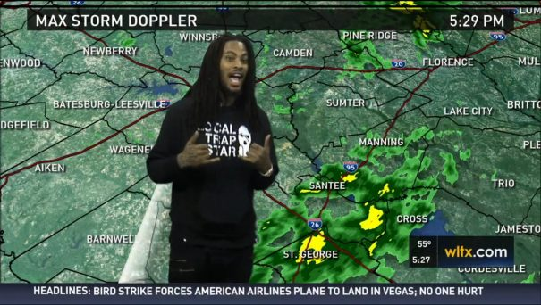 waka flocka weather