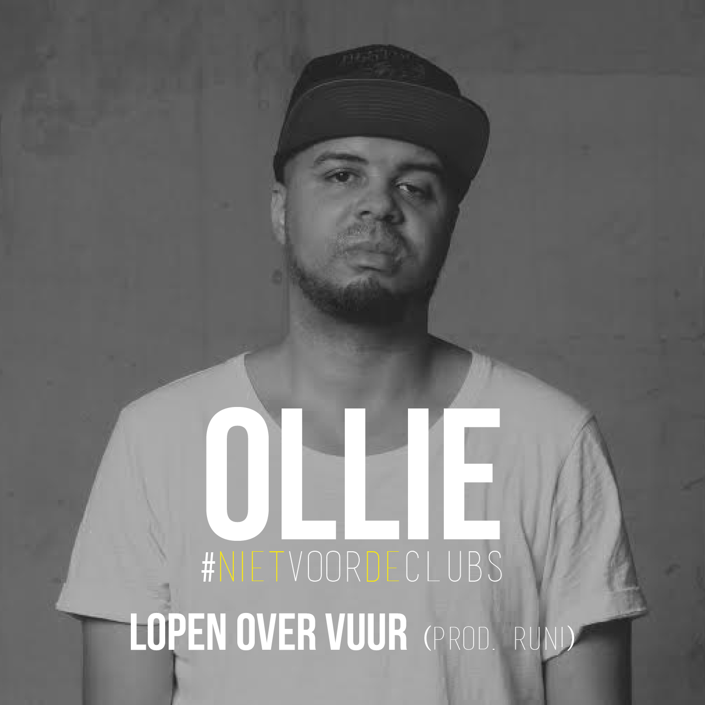 5. Ollie - Lopen Over Vuur Cover