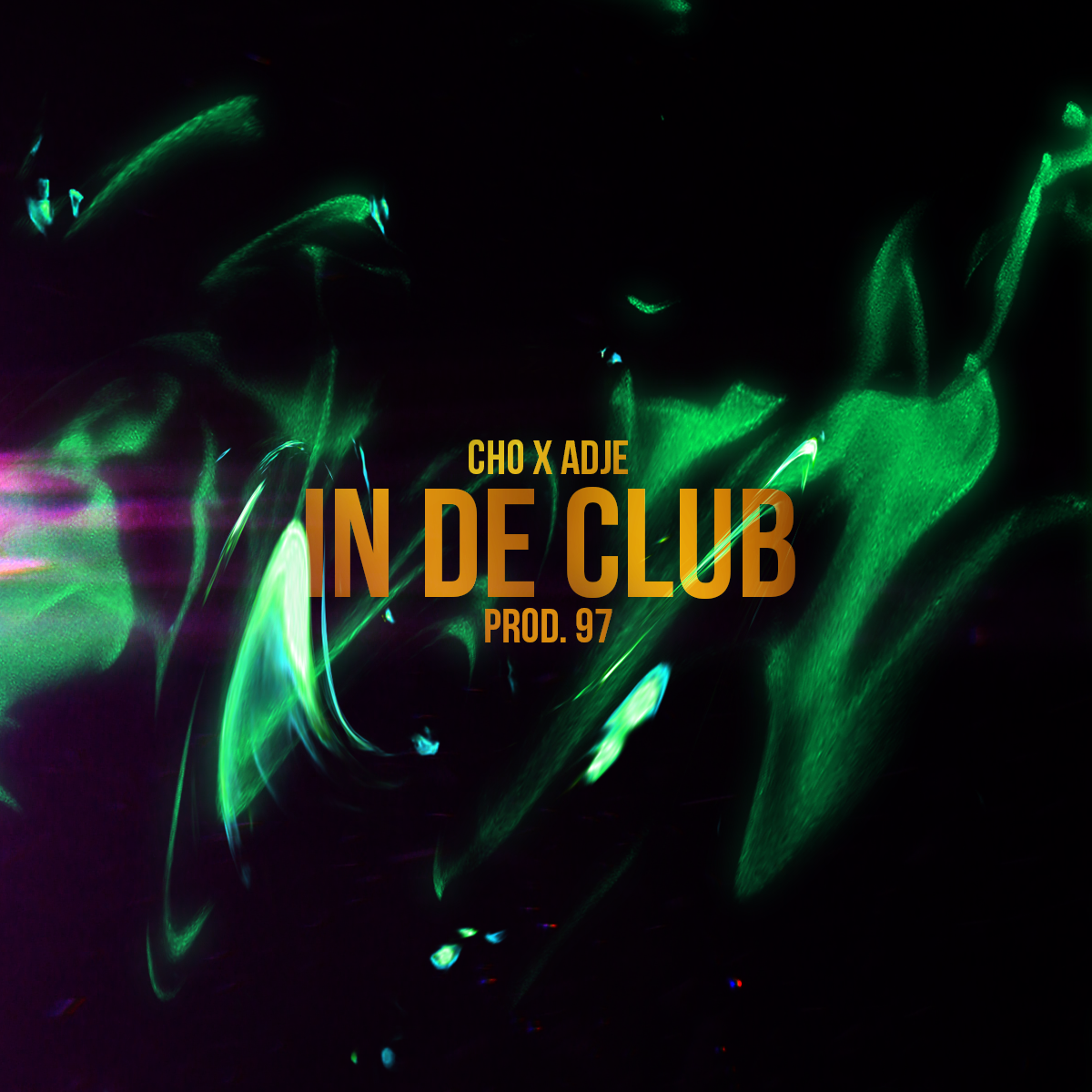 Cho X Adje - In De Club