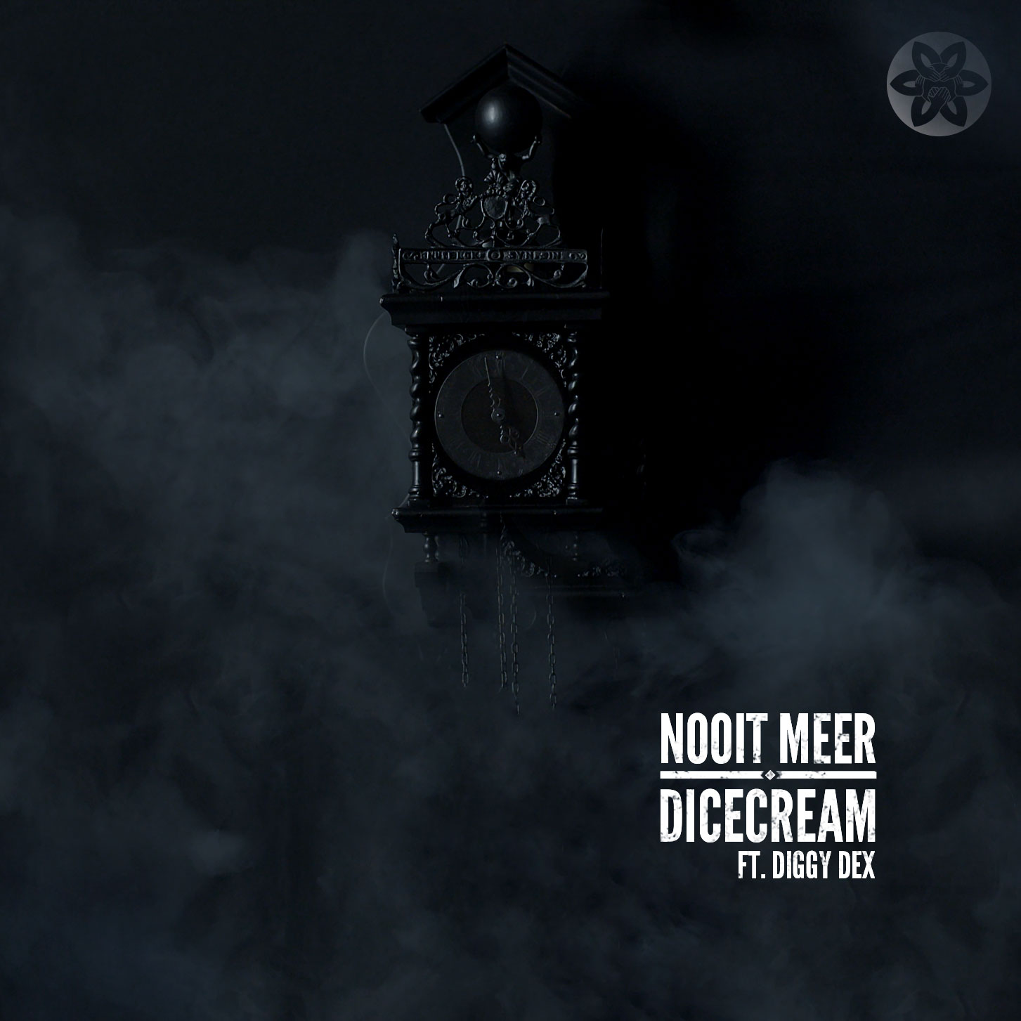Dicecream - Nooit Meer cover