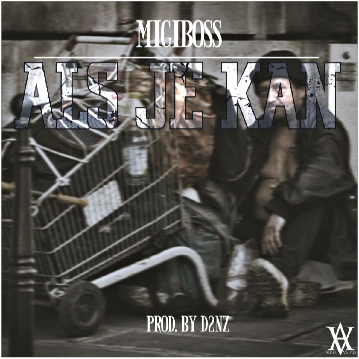 Official Artwork - Migiboss Als Je Kan