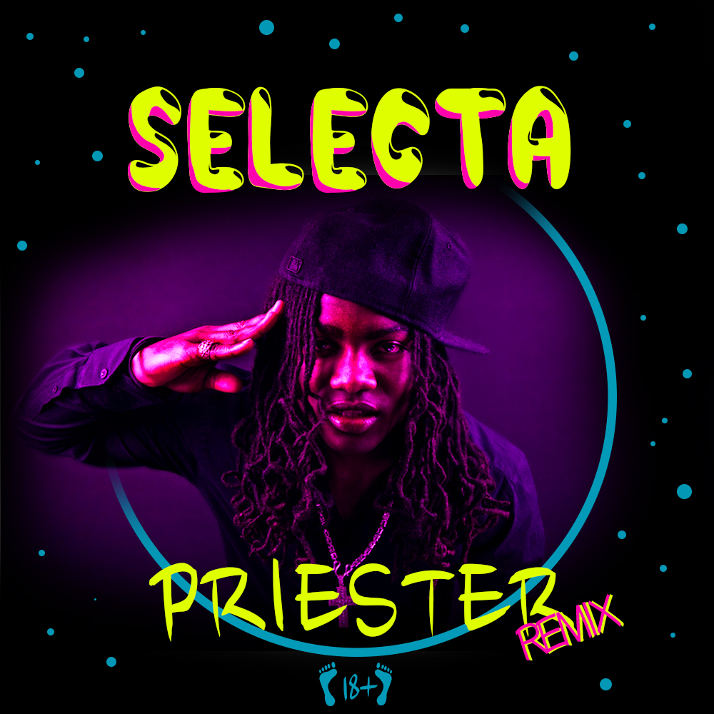 SELECTA REMIX COVER