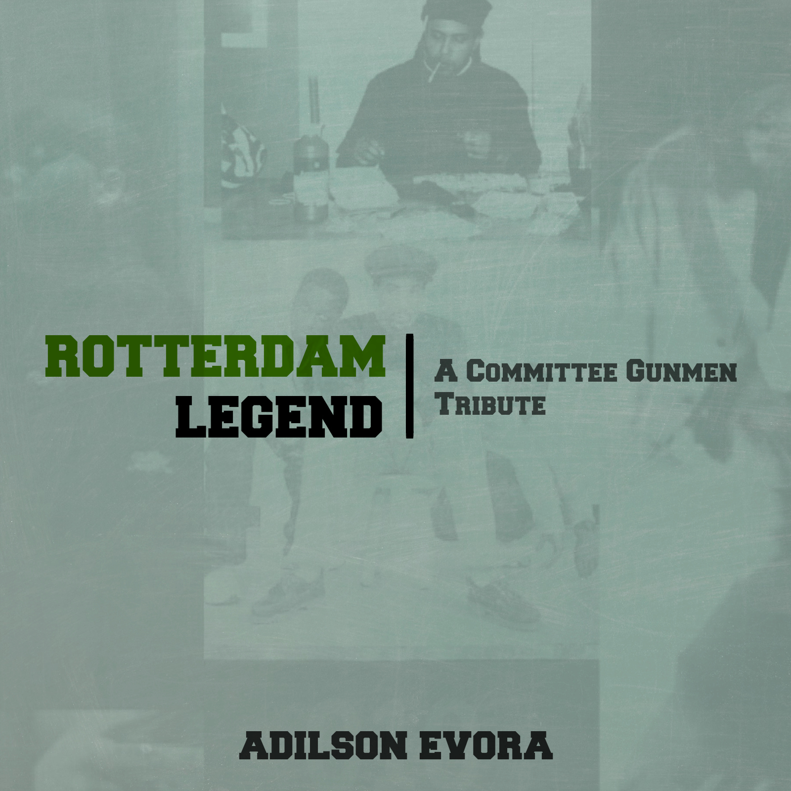 Rotterdam Legend Artwork
