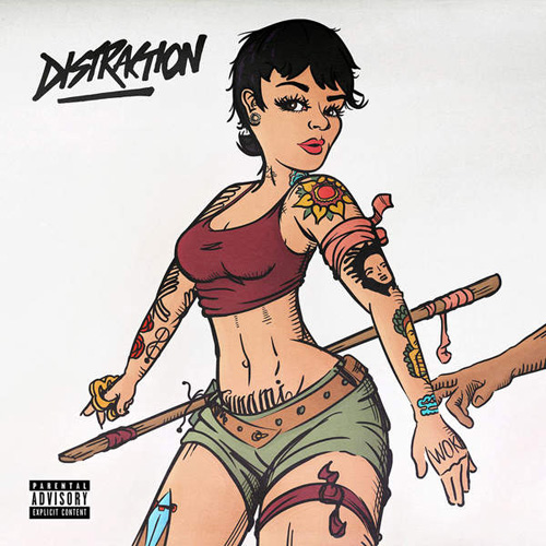kehlani-distraction