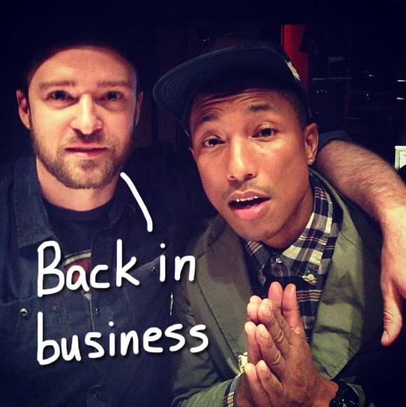 justin-timberlake-pharrell-williams-recording-studio-instagram__opt