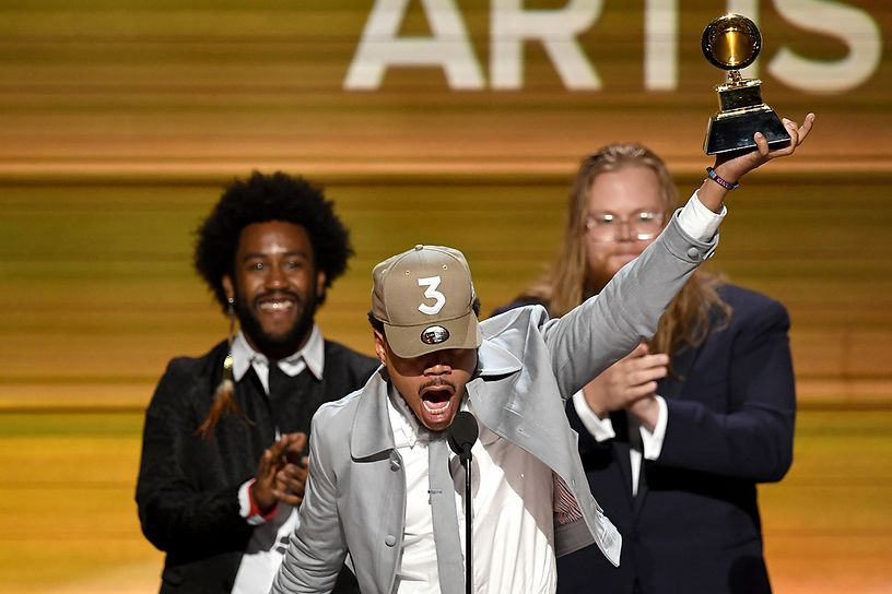 chance-the-rapper-59th-grammy-awards-show