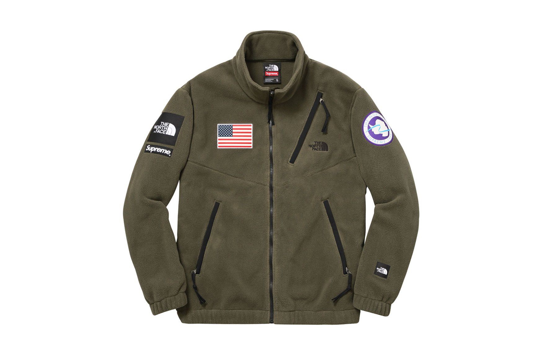 supreme-the-north-face-2017-spring-summer-olive-polartec-fleece-jacket-24