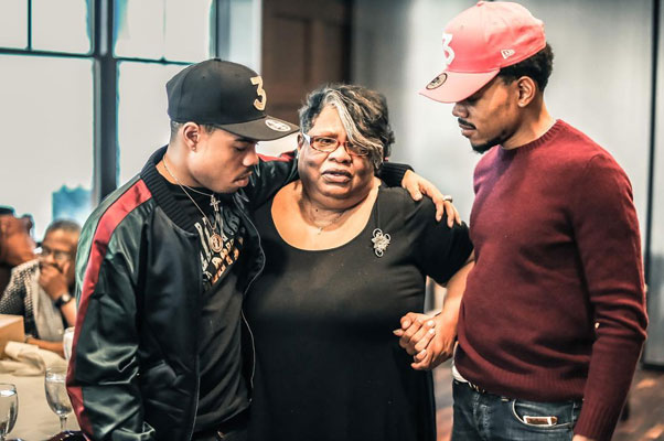 chance-taylor-bennett-mother