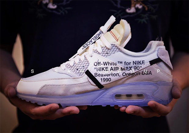 off white nike air max 90 kopen