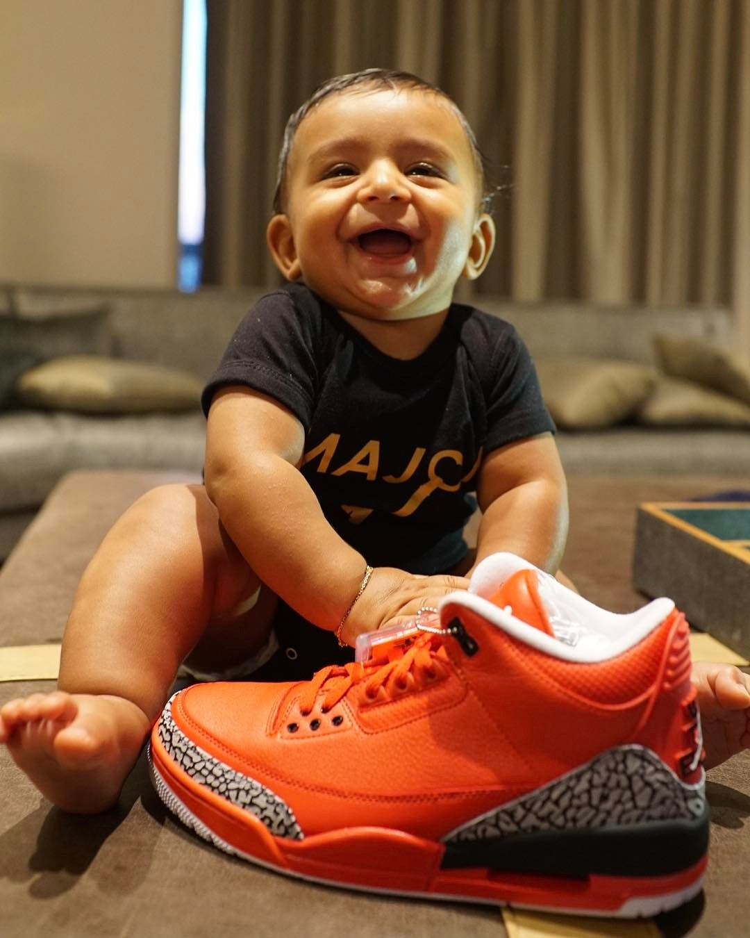 e9e3aff8f11e2b DJ Khaled presenteert sicke We The Best Air Jordan 3